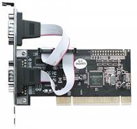 Kontroler PCI, MANHATTAN, 2x serijski port (RS232)