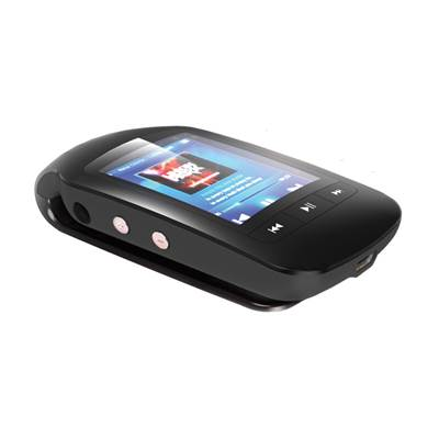 MP3 player TREKSTOR i.Beat jump BT, 8 GB, 1.8'' TFT, BT, pedometer, microSD, črni
