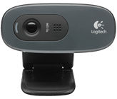 Spletna kamera LOGITECH HD WebCam C270