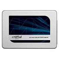 "SSD Disk 275GB CRUCIAL MX300, 649528777195, SATA3, 2.5"", maks do 530/510 MB/s"