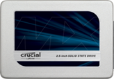 "SSD Disk 525GB CRUCIAL MX300, CT525MX300SSD1, SATA3, 2.5"", maks do 530/500 MB/s"