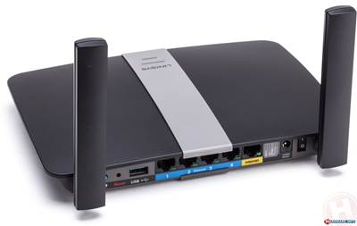 Router LINKSYS EA6350