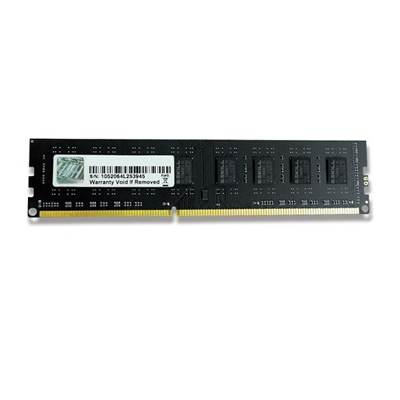 Pomnilnik PC-12800, 4GB, G.SKILL Value Series, F3-1600C11S-4GNS, DDR3 1600MHz