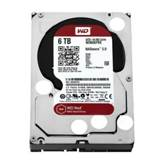 "Trdi disk 6000.0 GB WESTERN DIGITAL Red, WD60EFRX, SATA3, 64MB cache, IntelliPower, 3.5"", za desktop"