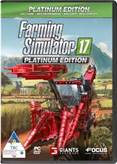 Igra za PC FARMING SIMULATOR 17 PLATINUM