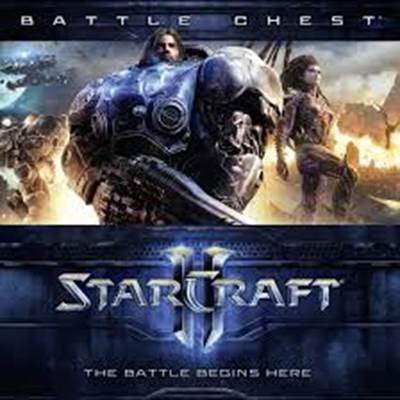 Igra za PC, STARCRAFT 2 BATTLECHEST II