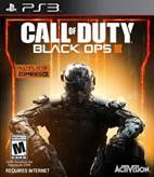 Igra za PS3, CALL OF DUTY 2015 BLACK OPS 3