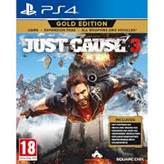 Igra za PS4, JUST CAUSE 3 GOLD