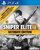 Igra za PS4, Sniper elite 3 Ultimate Ed