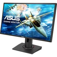 "Monitor 24"" ASUS MG248QR, FHD, TN, 1ms, 144Hz, 350cd/m2, DVI, HDMI, DP, FreeSync™, 4W Zvočniki, črn"