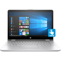 Prenosnik HP Pavilion x360 14-ba013nm / i5-7200U, 8GB, 1TB HDD + 128 M.2 SSD, GeForce 940MX 2 GB, 14'' FHD, HDMI, USB 3.0, USB 3.1, LAN, Windows 10