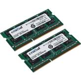 Pomnilnik SO-DIMM PC-8500, 8GB, CRUCIAL, 1066MHz, DDR3, kit 2x4GB