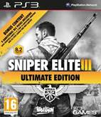 Igra za PS3, SNIPER ELITE 3 ULTIMATE ED