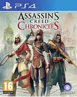 Igra za PS4, ASSASINS CREED CHRONICLES PACK