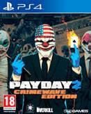 Igra za PS4, PAYDAY 2 CRIMEWAVE ED