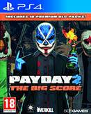 Igra za PS4, PAYDAY 2 THE BIG SCORE