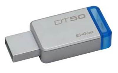 USB disk Kingston 64GB DT50 (DT50/64GB)