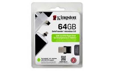 USB ključ KINGSTON DTDUO3 64 GB (DTDUO3/64GB)