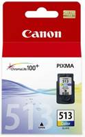 Črnilo CANON CL-513, barvno, za Pixma MP 240/260, 13 ml