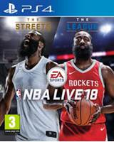 Igra za PS4, NBA LIVE 18: THE ONE EDITION