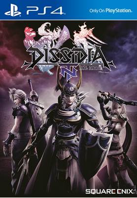 Igra za PS4, DISSIDIA FINAL FANTASY NT LIMITED