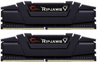 Pomnilnik PC-25600, 16 GB, G.SKILL Ripjaws V,F4-3200C16D-16GVKB, DDR4 3200MHz, kit 2x8GB