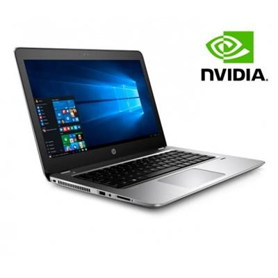 "Prenosnik HP ProBook 440 G4 / I5-7200U, 8gb, 256 SSD, GeForce 930MX, 14"", FHD, USB 2.0, USB 3.0, Type - C, Windows 10 Pro, srebrn"