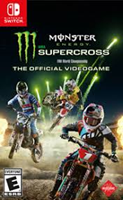 Igra za NS, MONSTER ENERGY SUPERCROSS