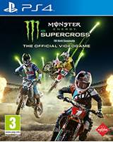 Igra za PS4, MONSTER ENERGY SUPERCROSS