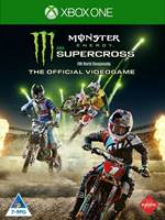 Igra za XONE, MONSTER ENERGY SUPERCROSS