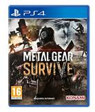 Igra za PS4, METAL GEAR: SURVIVE