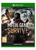 Igra za XONE, METAL GEAR: SURVIVE