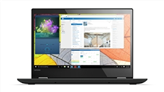 "Prenosnik LENOVO IdeaPad  Yoga 520 / 4415U, 4GB, 256GB SSD, Intel HD 610, 14"", FHD, HDMI, 2x USB 3.0, Type - C , Windows 10h, črn"