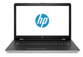 "Prenosnik HP 17-bs027nm / i3-6006U, 4GB, SSD 256, AMD Radeon 520, 17.3"", FHD, HDMI, USB 2.0, 2x USB 3.1, Win10 h, Siv"
