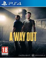 Igra za PS4, A WAY OUT