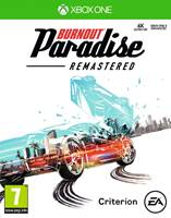 Igra za XONE, BURNOUT PARADISE REMASTERED