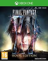Igra za XONE, FINAL FANTASY XV ROYAL EDITION