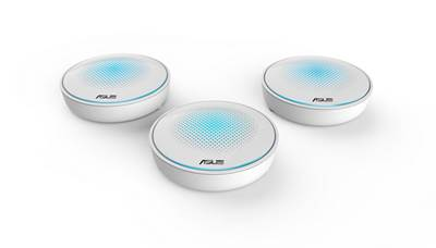 Router ASUS LYRA (MAP-AC2200) Tri-Band WiFi komplet (3x)