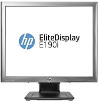 "Monitor 18.9"" HP EliteDisplay E190i, HD, IPS, 8ms, 250cd/m2, VGA ,DVI, DP, črn"