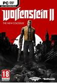 igra za PC, WOLFENSTEIN 2 THE NEW COLOSSUS