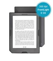 "E-Book bralnik BOOKEEN Cybook Muse HD, 6"" touch, microSD, 8GB, WiFi, črn"
