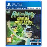 Igra za PS4, RICK AND MORTY - VIRTUAL RICK-ALITY