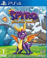 Igra za PS4, SPYRO TRILOGY REIGNITED