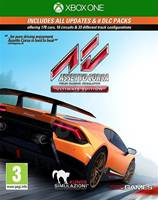 Igra za XONE, ASSETTO CORSA ULTIMATE EDITION