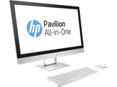 "Računalnik AiO HP Pavilion 27-r001ny / i7-7700T, 16GB, 2TB HDD + 256GB NVMe M.2 SSD, ARD Radeon 530 2GB, 27"" QHD IPS, Windows 10 home"