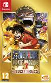 Igra za NS, ONE PIECE PIRATE WARRIORS 3 DELUXE EDITION