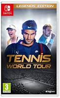 Igra za NS, TENNIS WORLD TOUR LEGENDS EDITION
