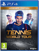 Igra za PS4, TENNIS WORLD TOUR LEGENDS EDITION