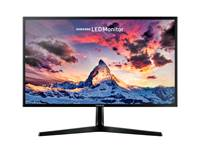 "Monitor 23.5"" SAMSUNG S24F356FHU, FHD, PLS, 4ms, 250cd/m2, FreeSync™, VGA, HDMI, črn"