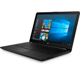 "Prenosnik HP 15-ra017nm / N3710 (1.6GHz), 4GB, 500GB HDD, 15.6"" HD, Windows 10 Home, črn"